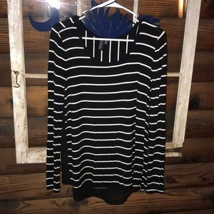 Cynthia Rowley Striped top